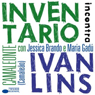 InventaRio incontra Ivan Lins - InventaRio_Camaleonte single cover.jpg___th_320_0
