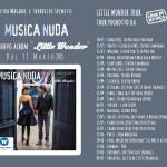 Musica Nuda il nuovo album Little Wonder